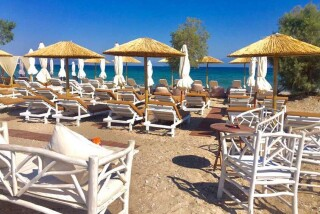 agistri holidays beach