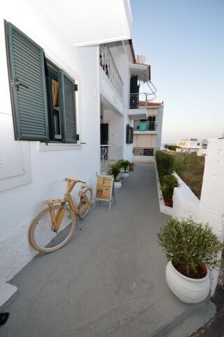 agistri holidays bike rentals