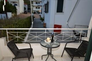 deluxe garden view apartment agistri verana