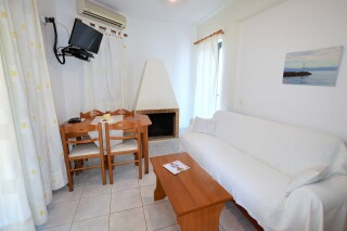 deluxe sea view apartment agistri holidays lounge