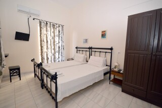 standard double room agistri holidays
