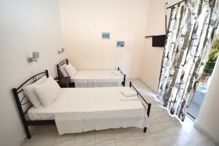 standard double room agistri holidays bedroom (2)