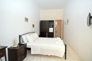 standard double room agistri holidays bedroom (3)