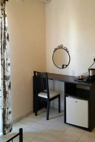 standard double room agistri holidays mirror