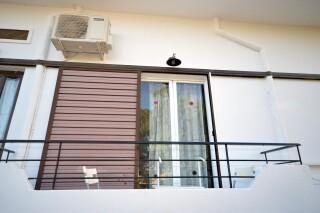 standard double room agistri holidays veranda