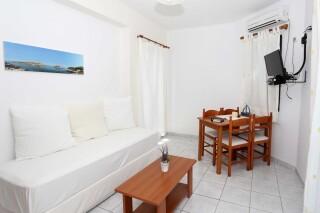 superior apartment agistri holidays interior