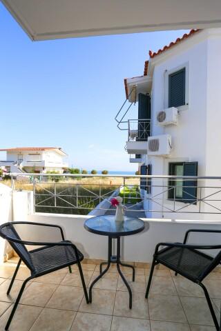 superior sea view apartment agistri holidays veranda